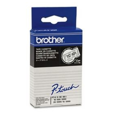 Brother TC-101 labelprinter tape