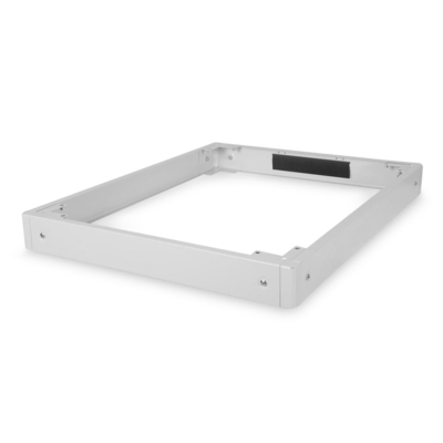 Digitus Plinth for Unique network racks and Dynamic Basic network and server racks, 100x800x1000 mm, grey Rack .....