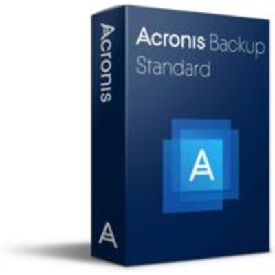 Acronis Backup Advanced Office 365 Subscription License 5 Seats, 1 Year Aanvullende garantie