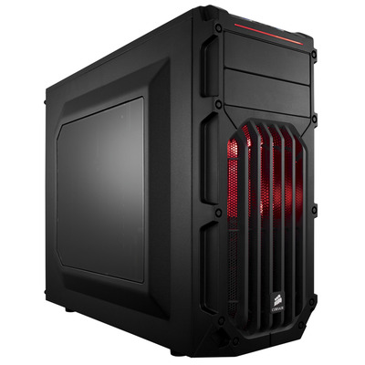Corsair behuizing: Carbide SPEC-03 - Zwart