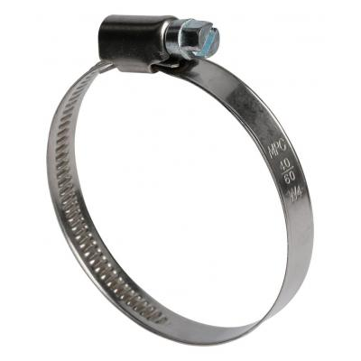 Hq keuken & huishoudelijke accessoire: Hose clips 40 - 60 mm - Roestvrijstaal