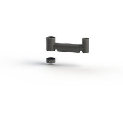 Ergonomic Solutions SpacePole SPV2103-02 Montagekit - Zwart