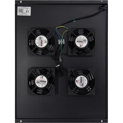 Inter-Tech SWSN-800 Rack toebehoren - Zwart