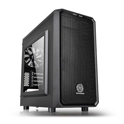 Thermaltake CA-1D4-00S1WN-00 behuizing