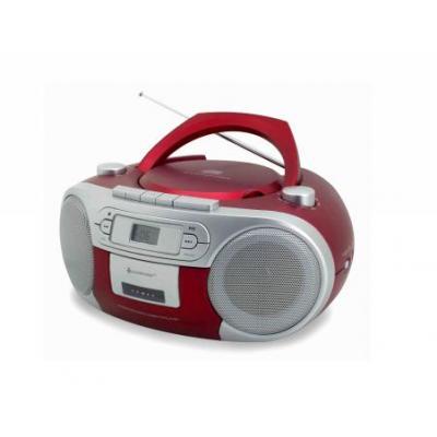Soundmaster CD-radio: SCD5410RO - Rood