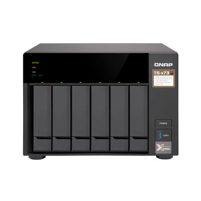 QNAP TS-673-4G data-opslag-servers