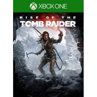 Microsoft game: Rise of the Tomb Raider, Xbox One