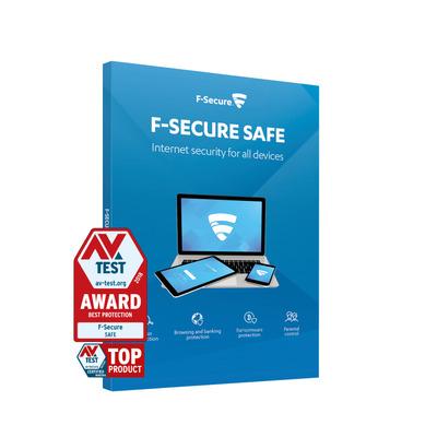 F-SECURE SAFE Software