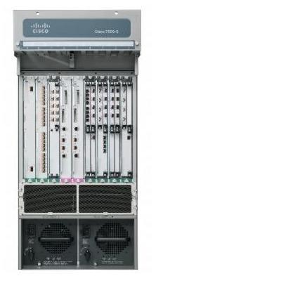 Cisco netwerkchassis: 7609-S (Open Box)