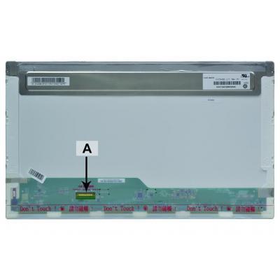 2-power notebook reserve-onderdeel: 17.3 1920x1080 Full HD LED Matte Screen - replaces B173HW02 V.1