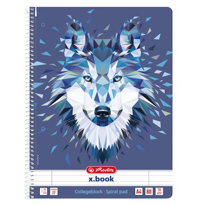 Herlitz Wild Animals Wolf