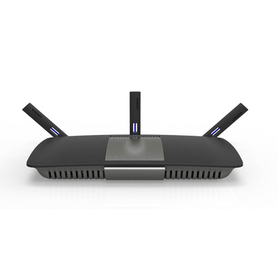 Linksys wireless router: EA6900 - Zwart