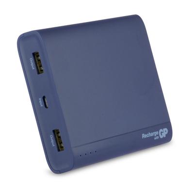 GP Batteries Portable PowerBank B10A Powerbank - Zwart