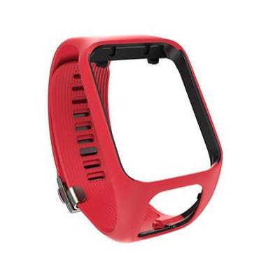 Tomtom : premium-horlogebandje (rood - large)