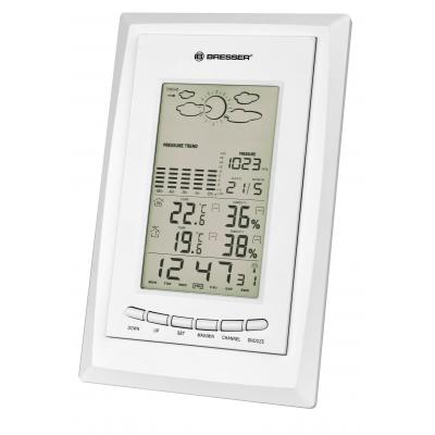 Bresser optics weerstation: 7000003 - Wit
