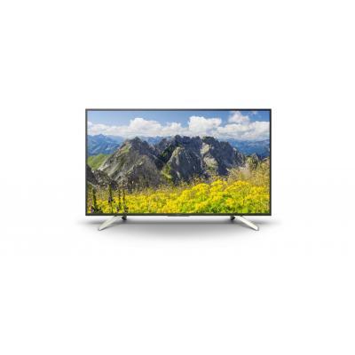 Sony LCD TV: KD-49XF7596 - Zwart
