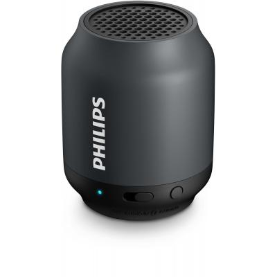 Philips draagbare luidspreker: draadloze draagbare luidspreker BT50B/00 - Zwart