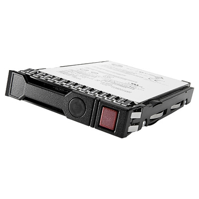 Hewlett Packard Enterprise N9X95A SSD - Aluminium, Zwart