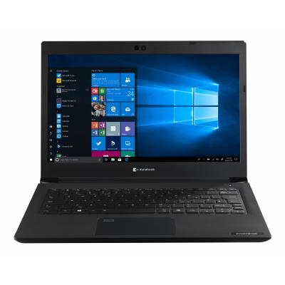 "Dynabook Portégé A30-E-15H 13,3"" i5 8GB RAM 256GB SSD Laptop - Zwart"