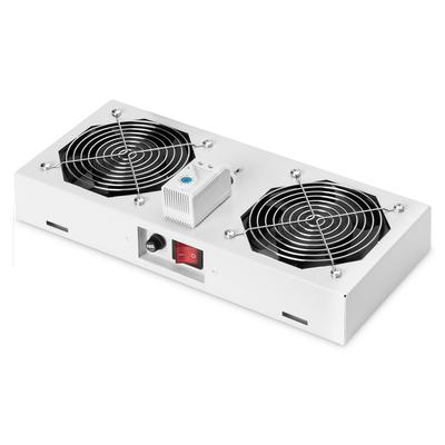 Digitus Cooling Unit for wall mounted 19`` Racks Rack toebehoren - Grijs