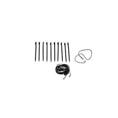 Honeywell Repl Tether Incl 10/P Stylus - Zwart