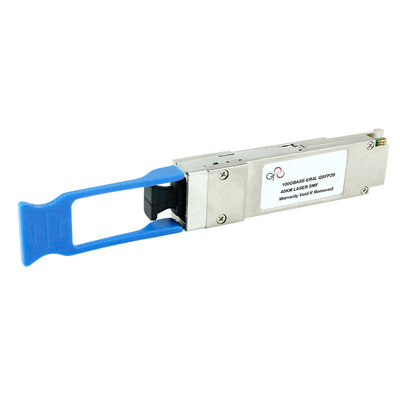 GigaTech Products 100G-QSFP28-LR4-10KM-GT netwerk transceiver modules
