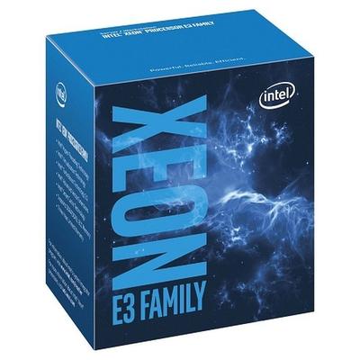 Intel processor: Xeon E3-1240V6