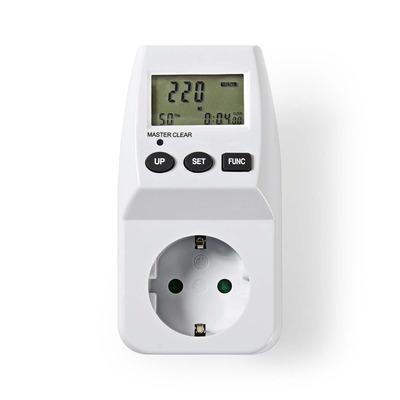 Nedis ECOM01 Energiekostenmeters
