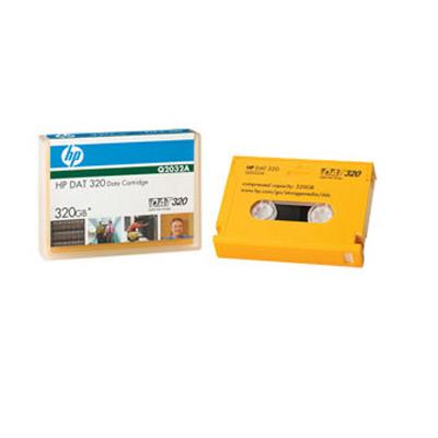 Hewlett Packard Enterprise HP DAT 320 320GB Data Cartridge Datatape - Oranje