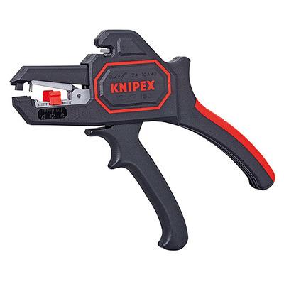 Knipex 12 62 180 SB Stripping gereedschap - Zwart,Rood