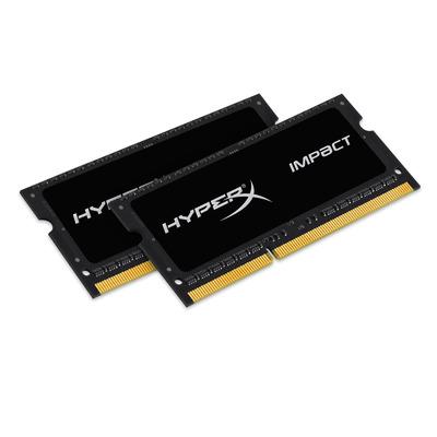 HyperX HyperX 16GB DDR3-1600 RAM-geheugen - Zwart