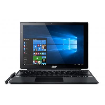 Acer laptop: Aspire SA5-271-7333 - Zwart, Grijs, QWERTY
