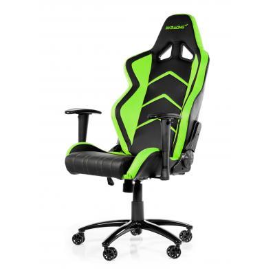 Ak racing stoel: Player Gaming Chair, Black/Green
