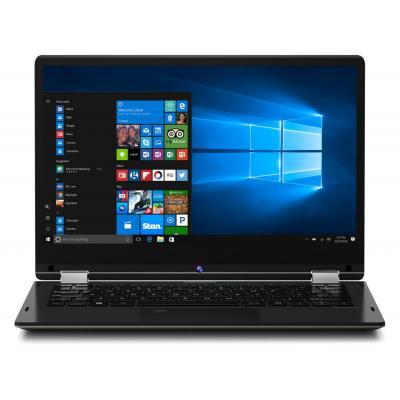 Medion laptop: AKOYA E3215TB 128GB Black - Zwart