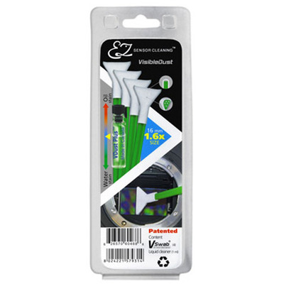 VisibleDust EZ Sensor Kit Reinigingskit - Groen