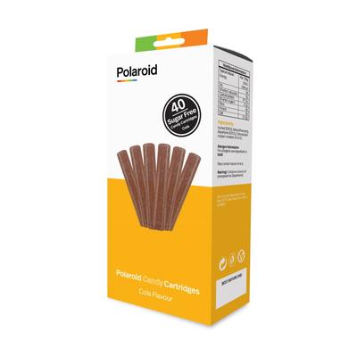 Polaroid Candy Cartridge f / CandyPlay 3D Pen, Cola flavor - Bruin