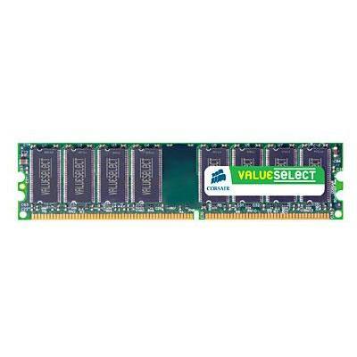 Corsair VS4GBKIT800D2 RAM-geheugen