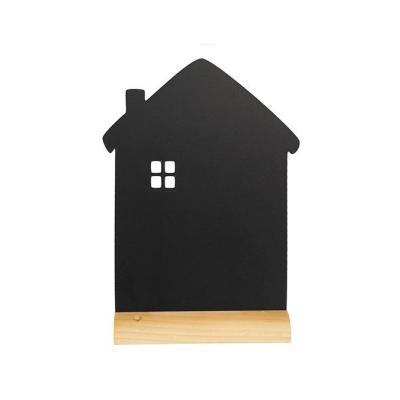 Securit bord: 210 x 330 mm, Black - Zwart