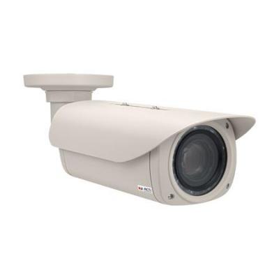 """Acti beveiligingscamera: 1/2.8"""" CMOS, 1920x1080px, 60fps, PoE, 12.6W, 122x363x124mm, 2.18kg, Black/White - Zwart, Wit"""