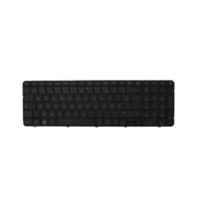 HP Keyboard (International), Black notebook reserve-onderdeel - Zwart
