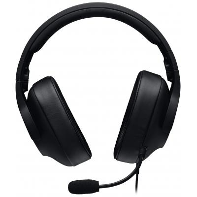 Logitech headset: 981-000721 - Zwart