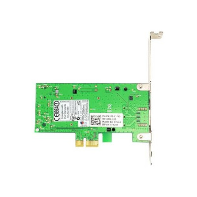 DELL Wireless 1520 (802.11 a/b/g/n), PCIe netwerkkaart