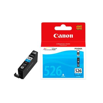 Canon inktcartridge: CLI-526 C - Cyaan