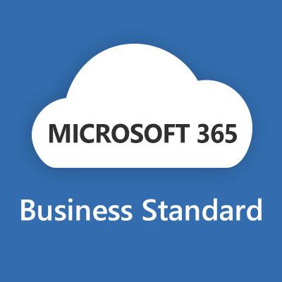 Microsoft 365 Business Standard (Maandelijks) Software licentie
