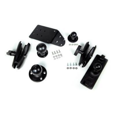 Honeywell RAM mount kit for keyboard & computer Montagekit - Zwart
