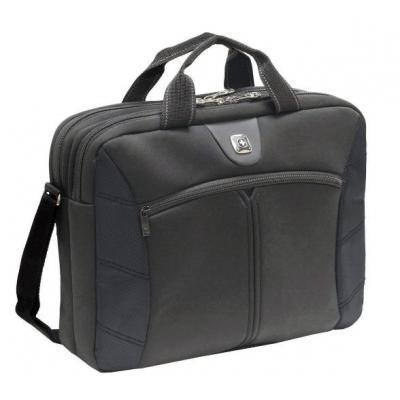 Wenger/swissgear laptoptas: Sherpa 16 - Zwart