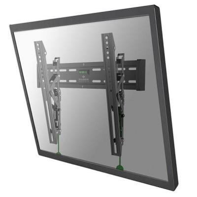"""Newstar montagehaak: TV/Monitor Wall Mount (tiltable) for 37""""-65"""" Screen - Black - Zwart"""