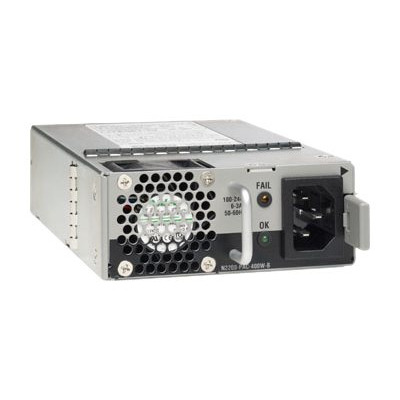 Cisco N2200-PAC-400W= Switchcompnent - Grijs