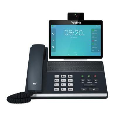 """Yealink SIP-VP59, 16 VoIPs, 20.32 cm (8"""") 1280x800, 2 MP, 1080p 30fps, Android 7.1, Bluetooth 4.2, Wi-Fi, USB ....."""