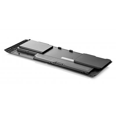 Hp batterij: OD06XL Long Life notebookbatterij - Zwart